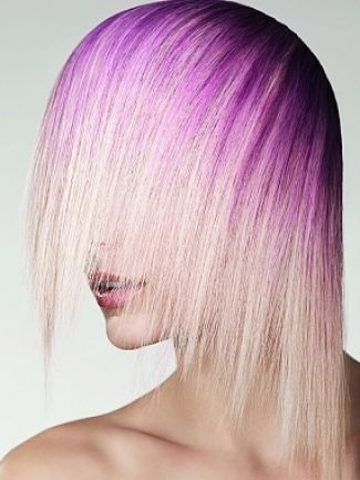 light pink highlights | Hair Color Combinations for Blonde Hair