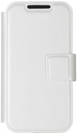 Ibox Ibox Universal 3.5-4.2''  — 390 руб. —  ОТ 3,5 ДО 4,2 Чехол-книжка Ibox Universal – удобный универсальный аксессуар для небольшого смартфона с диагональю экрана от 3,5 до 4,2 дюйма. Во многих продуктовых линейках такие устройства относятся к бюджетным, поэтому выбор специализированных чехлов на них может быть невелик. Использование универсального чехла позволит получить надежную защиту смартфона в сочетании с полным доступом к его функциям. ПОДХОДИТ ВСЕМ Крепление в чехле Ibox…