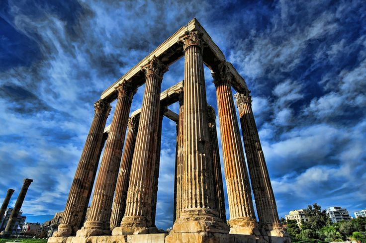 Temple of Olympian Zeus by Jonathan Ritter on 500px Athens