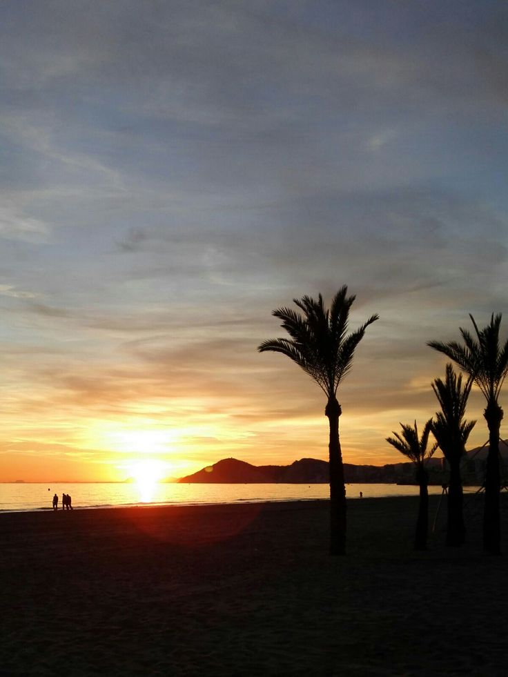 Benidorm, Costablanca, Alicante, Valencia, Spain, Europe