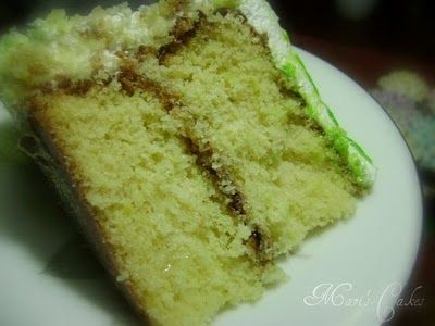 Another Dominican cake recipe... simply the best cake ever!! Hands down.. I made this recipe for my hubby's birthday and it received rave reviews.  The frosting is so light and perfect... <3