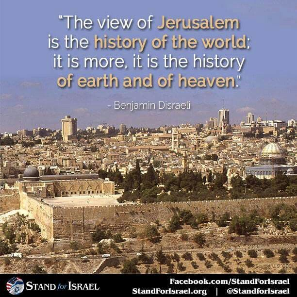 a history of the city of jerusalem Unfortunately, throughout a lot of church history but what does this have to do with the city of jerusalem it is unfair to say that the significance of jerusalem to christians is all about our holy sites.