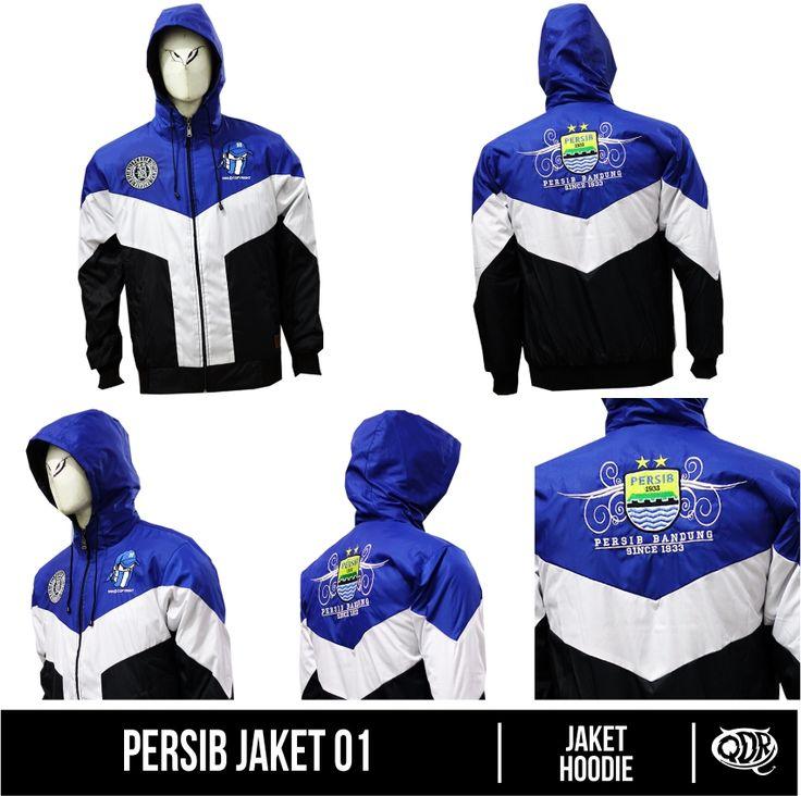 Jaket Persib 01 Bahan: Perasut printing: Embroidery untuk pemesanan: BBM D5443117 Qdr online shop WA/LINE 081222970120