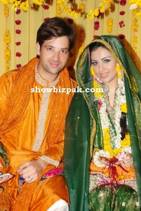 Celebrity Weddings: Mikaal Zulfiqar Wedding Pictures