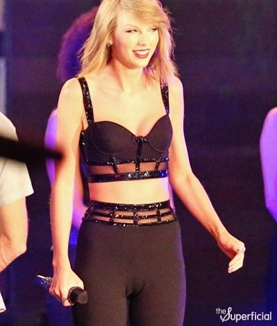 Taylor Swift Can't Shake Off Her Camel Toe