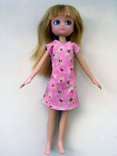 A Little Crafty: Lottie Doll Dress Pattern  My first pin for 2014 is something I hope to find more time for this year!