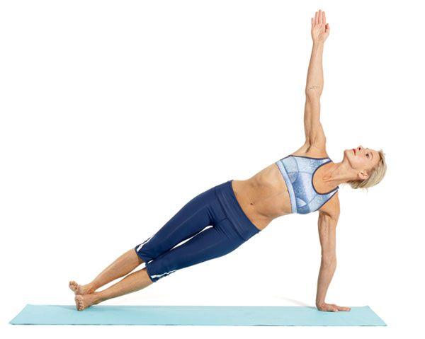 Yoga Ab moves