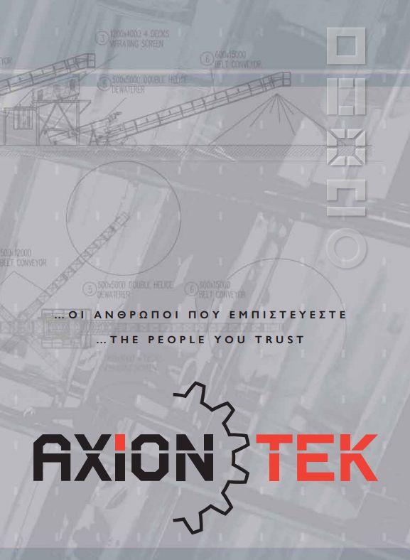 #axiontek #brochure  #αξιοντεκ #φυλλάδιο   choose language Gr / En / Al