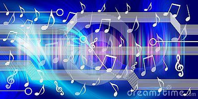 Technology Music Background Banner. technology banner background. vector illustration.many uses for advertising, book page, paintings, printing, mobil…