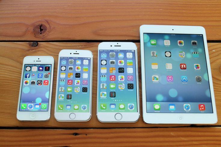 IPhone 6 Plus consome o dobro de dados do que o  IPhone 6