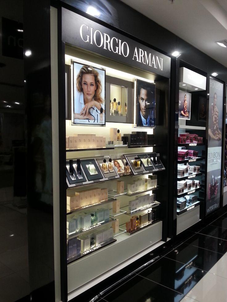 Armani for L'Oreal South Africa Loja de