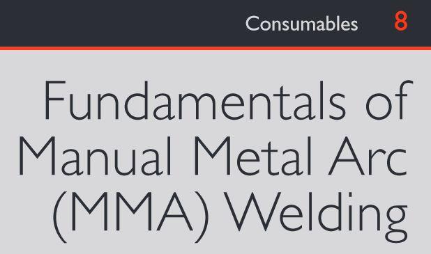 Fundamentals of  Manual Metal Arc (MMA) Welding (PDF format)