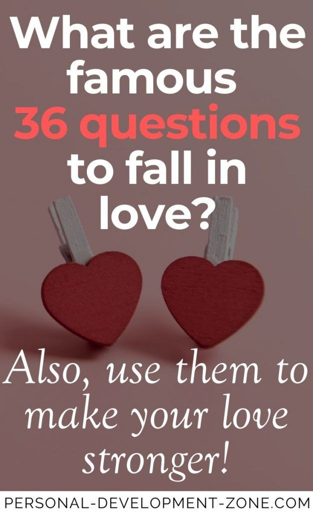 The 36 Questions To Fall In Love Printable Version Falling In