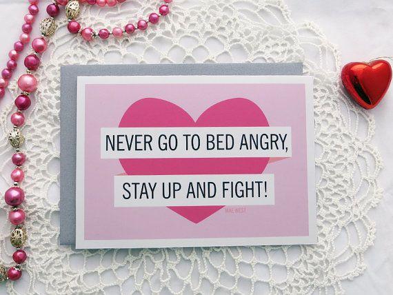 Funny Wedding Card For Bridal Shower Advice