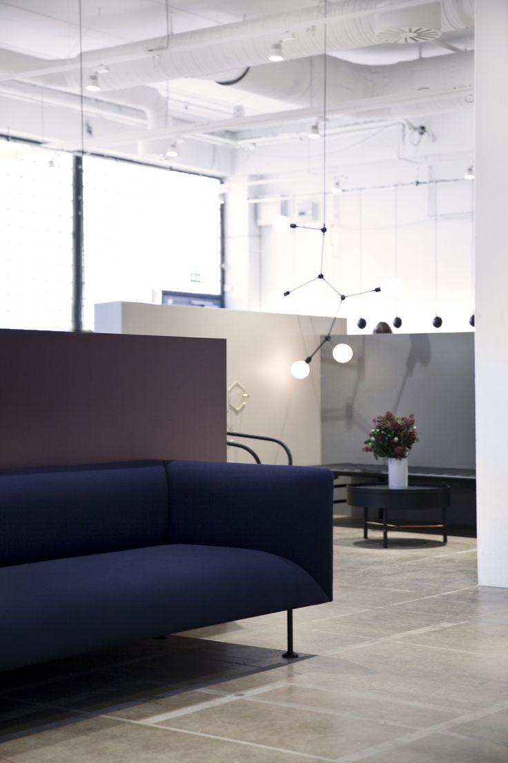 "Menu | North Modern 2016  ""Modernism Reimagined""  product: Godot Sofa Designer: Iskos-Berlin Photo: Jonas Bjerre-Poulsen"