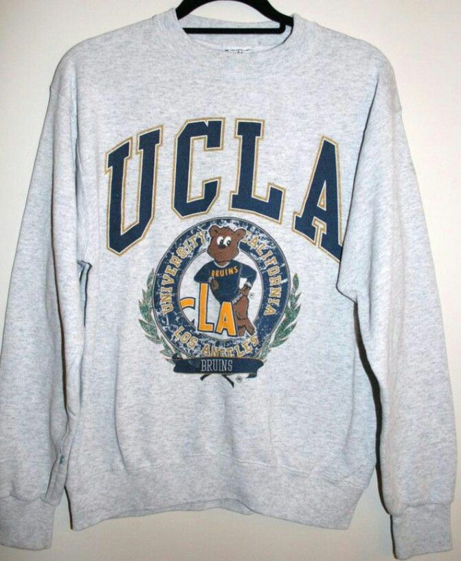 17 Best images about Ucla C.U on Pinterest | Crew neck, Sweater ...