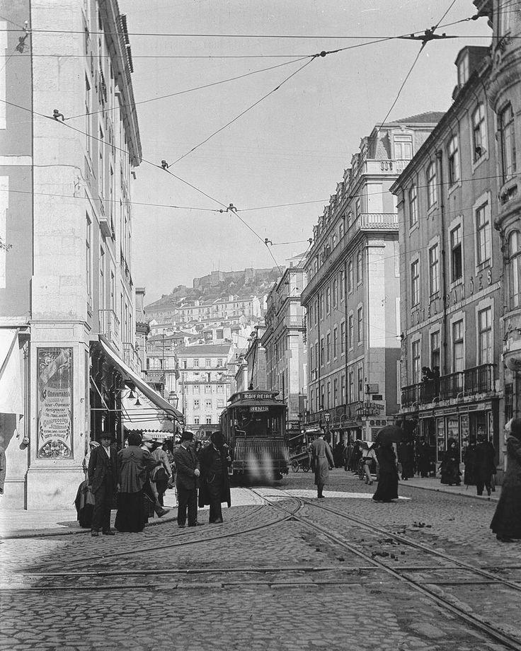 Rua da Betesga, 1905