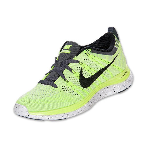 Women's Nike Flyknit Lunar 1+ Running Shoes - Polyvore