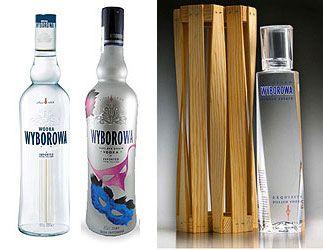Polish vodka - Wyborowa