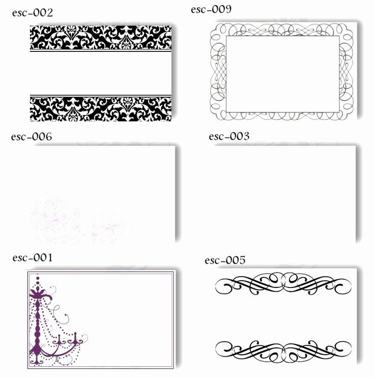 Place Card Templates Word | Locksmithcovington Template ...