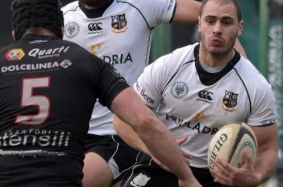 Rugby, Udine affonda la corazzata Colorno - Sport - Messaggero Veneto
