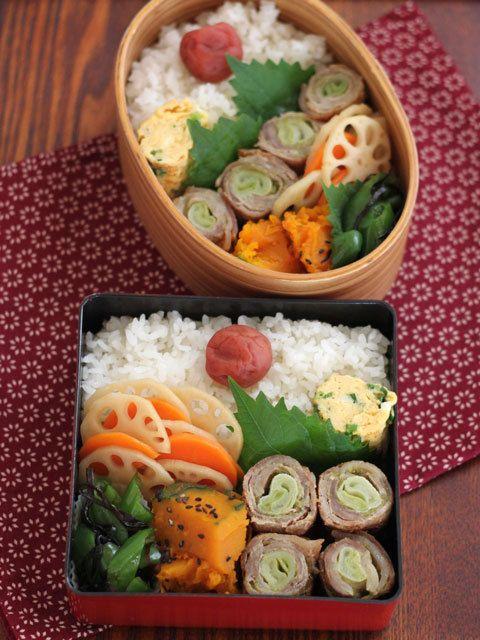 mana 柚子胡椒風味の豚バラロール(ピリ辛弁当)<テーマで作るお弁当レシピ> - 幻冬舎plus