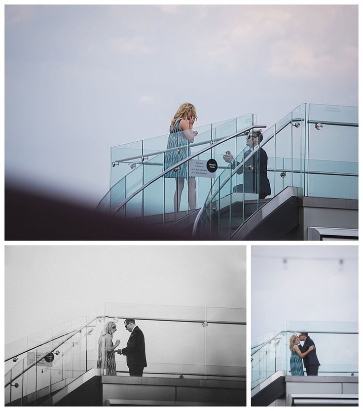 How to plan a proposal... Roanoke, VA - Center In the Square....a beautiful rooftop proposal!! Emily Rogers: Photographer | Creative Portrait + Wedding Photography in Southwest VA and Northeast Tennessee