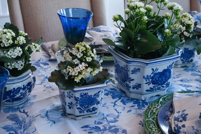 A Luncheon for Some Lovely Ladies - Preppy Empty Nester F