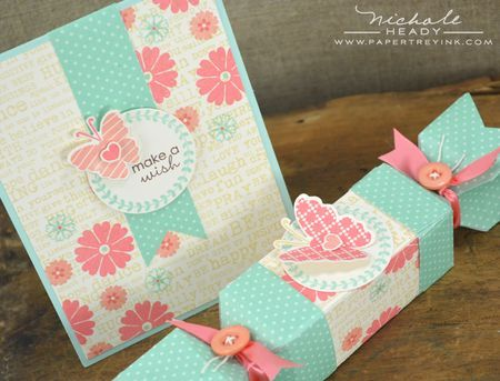 {capture the moment}: Introducing Party Poppers, Heart-2-Heart #10 & Background Basics: Inspiration