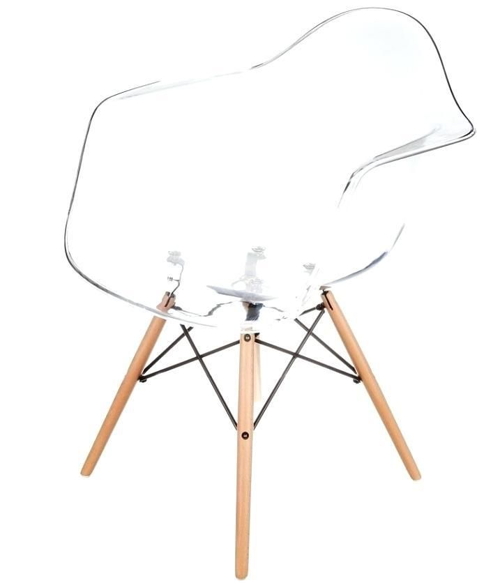 Clear Office Chairs Rolling Acrylic Desk Chairs Clear Office