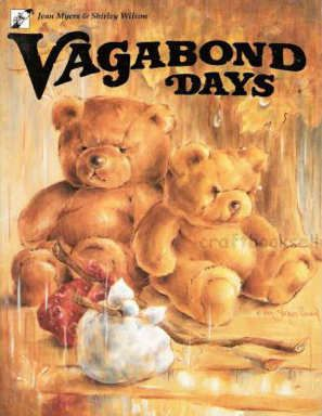 Shirley Wilson Artist | Vagabond Days - Jean Myers and Shirley Wilson - OOP