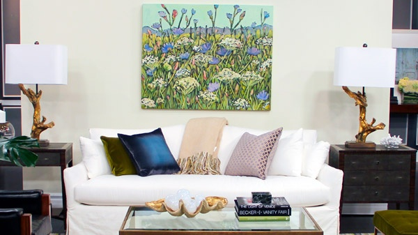 Switch to Spring Decor