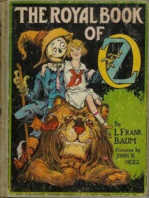 images of l. frank baum | Rinkitinks in Oz - L Frank Baum - illustrated by Jno R Neil