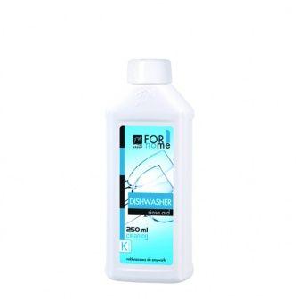 Brillantante per lavastoviglie Senza fosfati, profumi, coloranti. Conferisce alle stoviglie una brillantezza cristallina, senza aloni né macchie. L'aggiunta di acido citrico accelera il processo di asciugatura, prevenendo nel contempo la formazione delle macchie. Previene la formazione del calcare e l'opacità delle stoviglie. Indicato per stoviglie in vetro, ceramica e posate. Indicato per le lavastoviglie automatiche. Codice: C63 #FMGroupItalia #FMGroup #ForHome