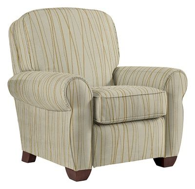 Emerson Low Profile Recliner By La Z Boy Accent Chairs