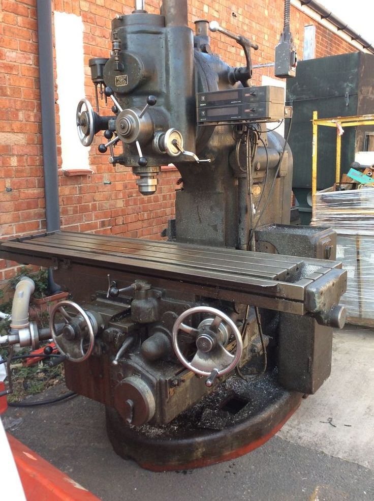 archdale vertical milling machine in Business, Office & Industrial, Metalworking/ Milling/ Welding, Milling   eBay