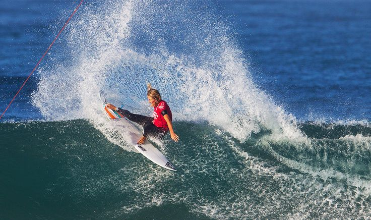 Get news, videos, photos and results from the World Surf League's 2015 Swatch Women's Pro surf competition.