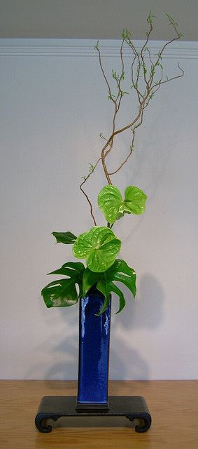 Ikebana 044_1 by woodcut55, via Flickr:
