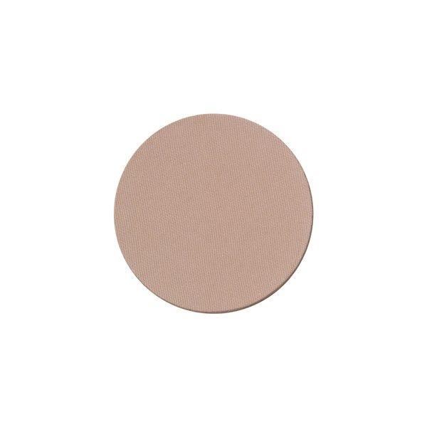 Prachtige Refill (hoog gepigmenteerde) oogschaduw (Speciaal voor je Nabla Liberty Palette)van Nabla Cosmetics! Kleur FOSSIL ; licht bruin met grijze & beige ondertoon/ soft matte Zowel nat als droog aan te brengen! Crueltyfree & Vegan Makeup, zonder parabenenen siliconen etc. Inhoud: 2,5g