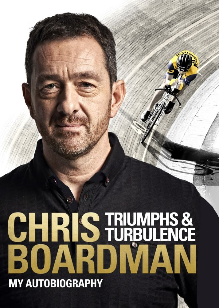 'The true inspiration was that Olympic gold won by Chris Boardman in Barcelona… I was so in awe of Chris Boardman' Sir Bradley Wiggins You may know him as the much-loved co-presenter of ITV's Tour de France coverage or enjoye...