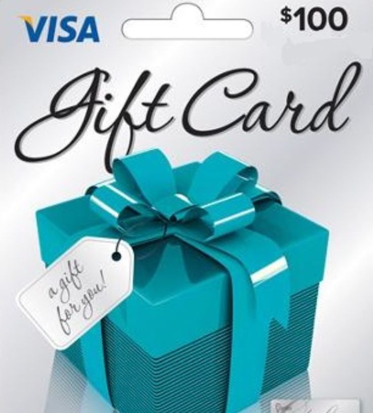 100 visa gift card with images visa gift card