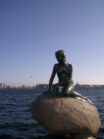 やっぱり見たい、人魚姫の像。コペンハーゲン旅行の観光アイデアまとめ。