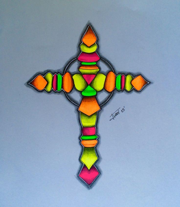 Cross, sharpies