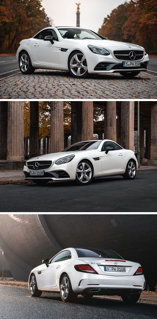 The New Mercedes Benz Slc New Name New Dynamic Mercedes Slk Mercedes Benz Slk Mercedes