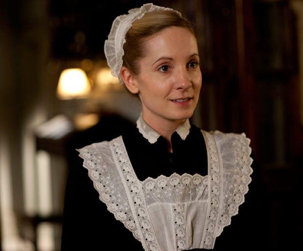 Joanne Froggatt as Anna May Smith Bates.