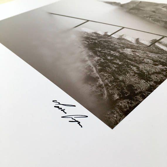 Original photography edition 1/1 unique print monochrome