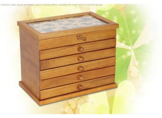Find More Storage Boxes & Bins Information about Wood Jewelry Box Storage Gift Display Box Jewelry Lagre Gift Box Packaging casket marriage holiday gift makeup organizer box,High Quality jewelry box,China box ps3 Suppliers, Cheap jewelry chain from Wooden box / crafts Store on Aliexpress.com