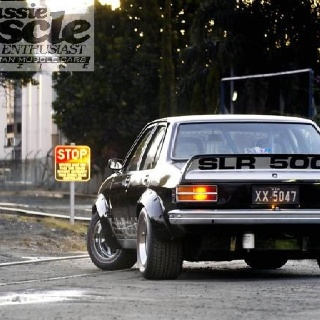 Holden Torana SLR 5000, an iconic Aussie muscle car