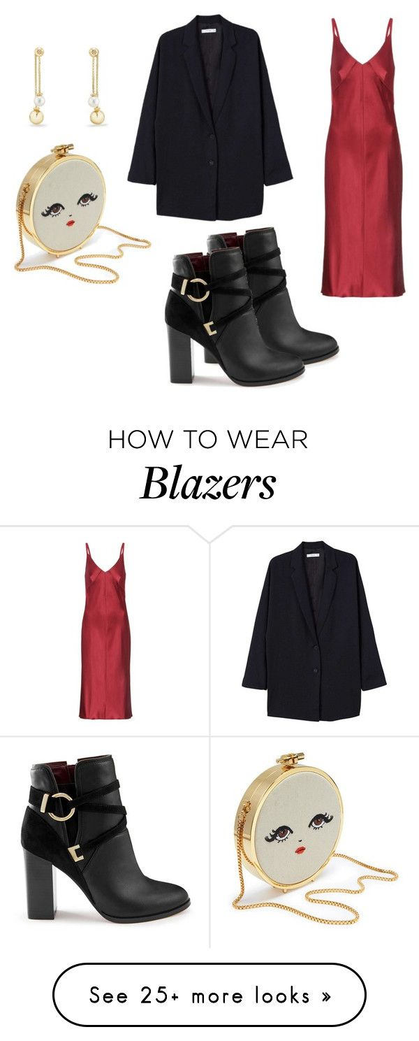 """""""Lydia -- Gwen & Piers' Partay"""" by the-princess-of-wales on Polyvore featuring Helmut Lang, MANGO, Miss Selfridge and David Yurman"""