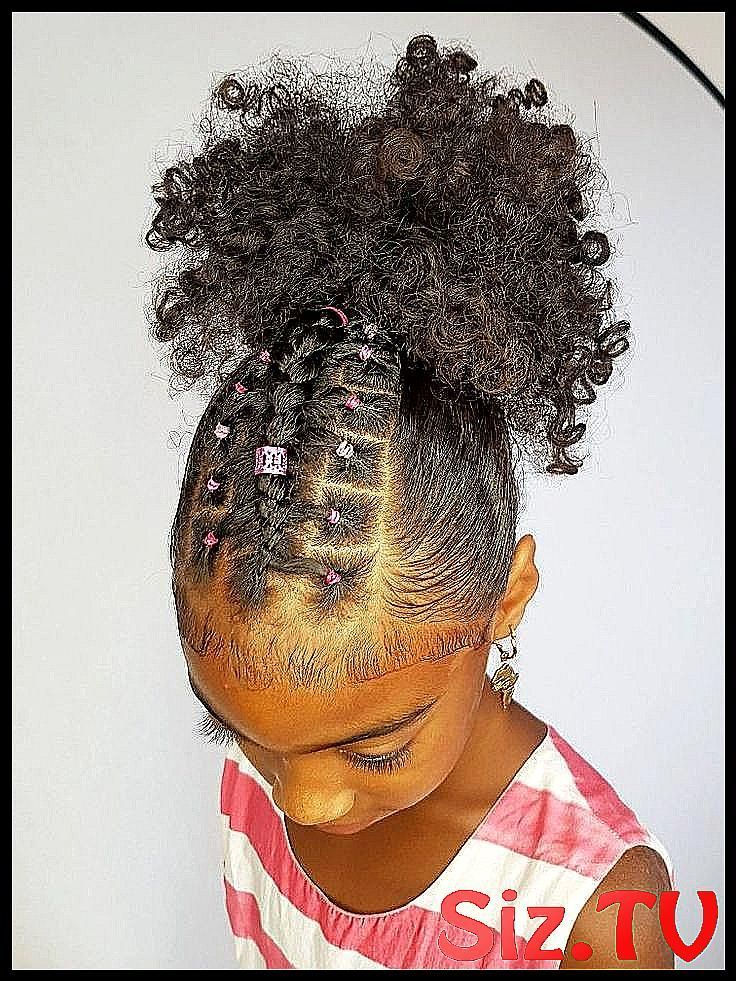Pin On Little Black Hairstyles